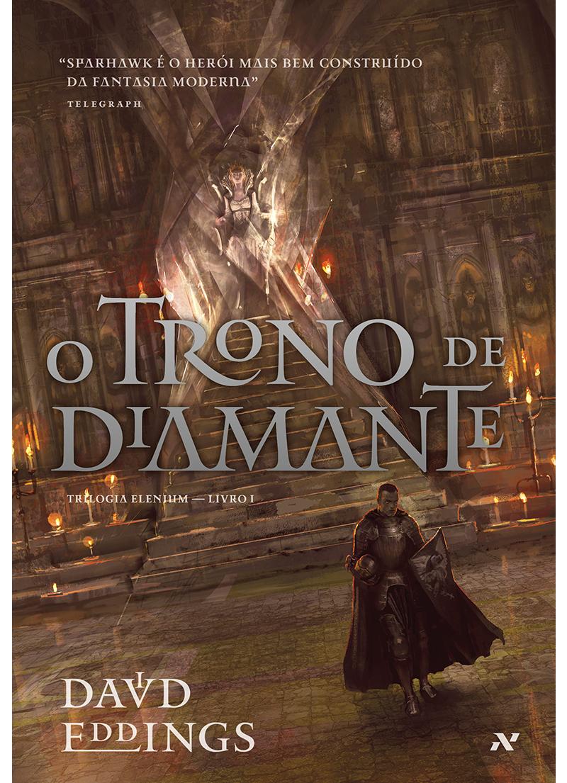 O trono de diamante