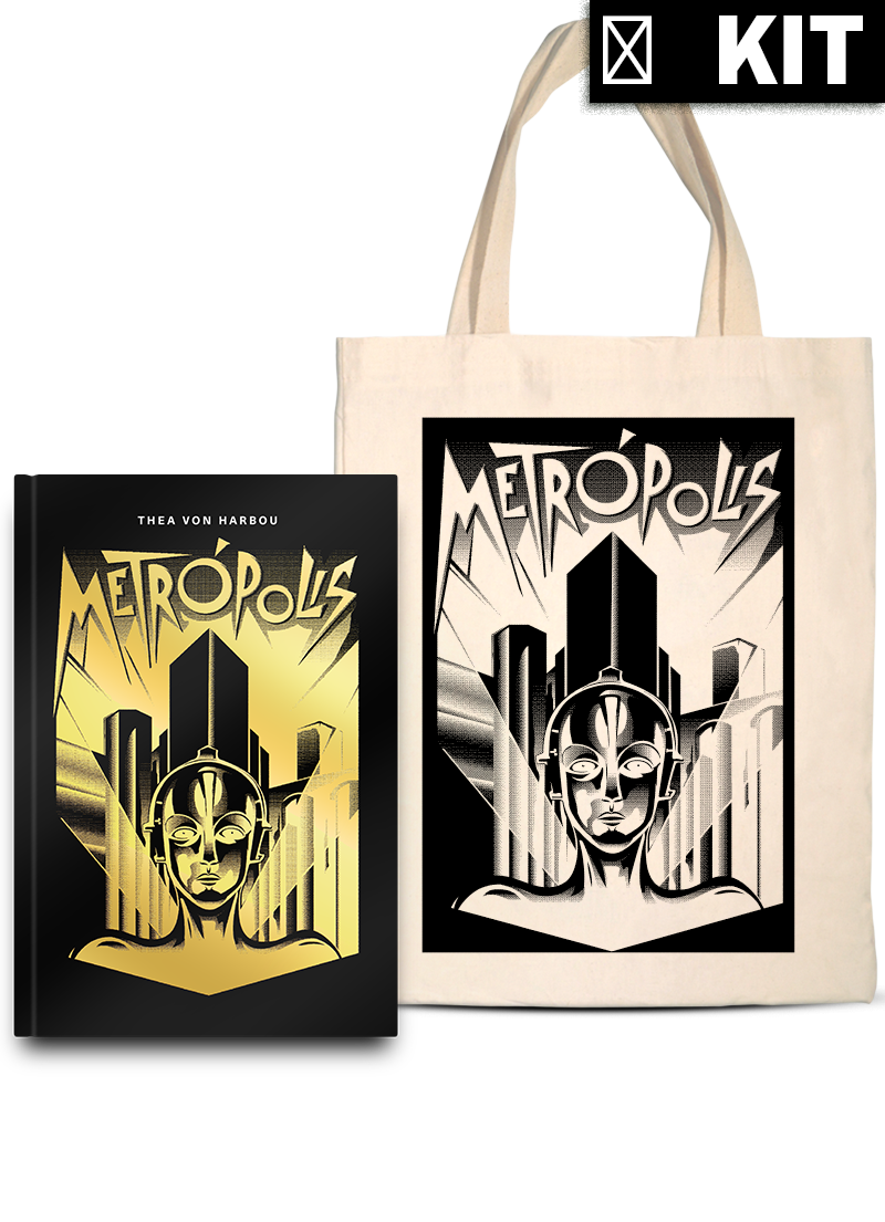 Metrópolis + Ecobag