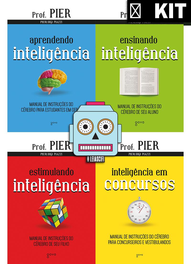 Kit Coleção Neuroaprendizagem