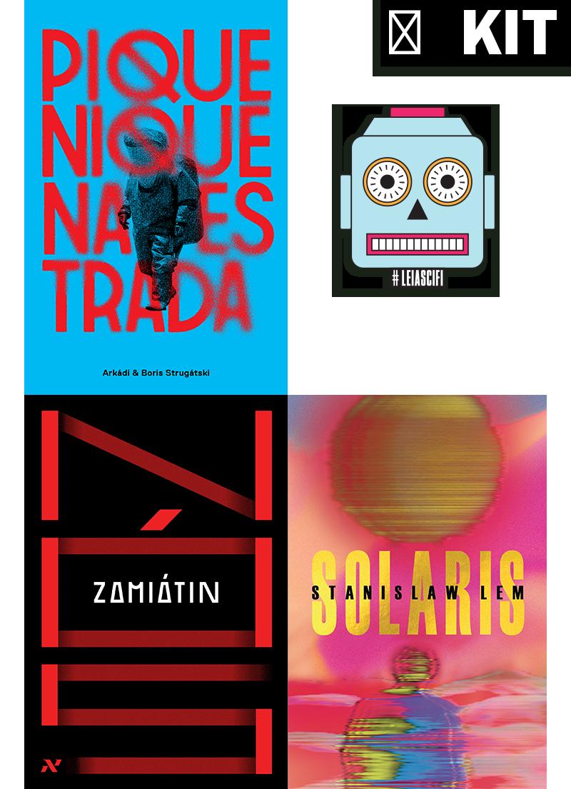Kit Ficção científica do Leste Europeu