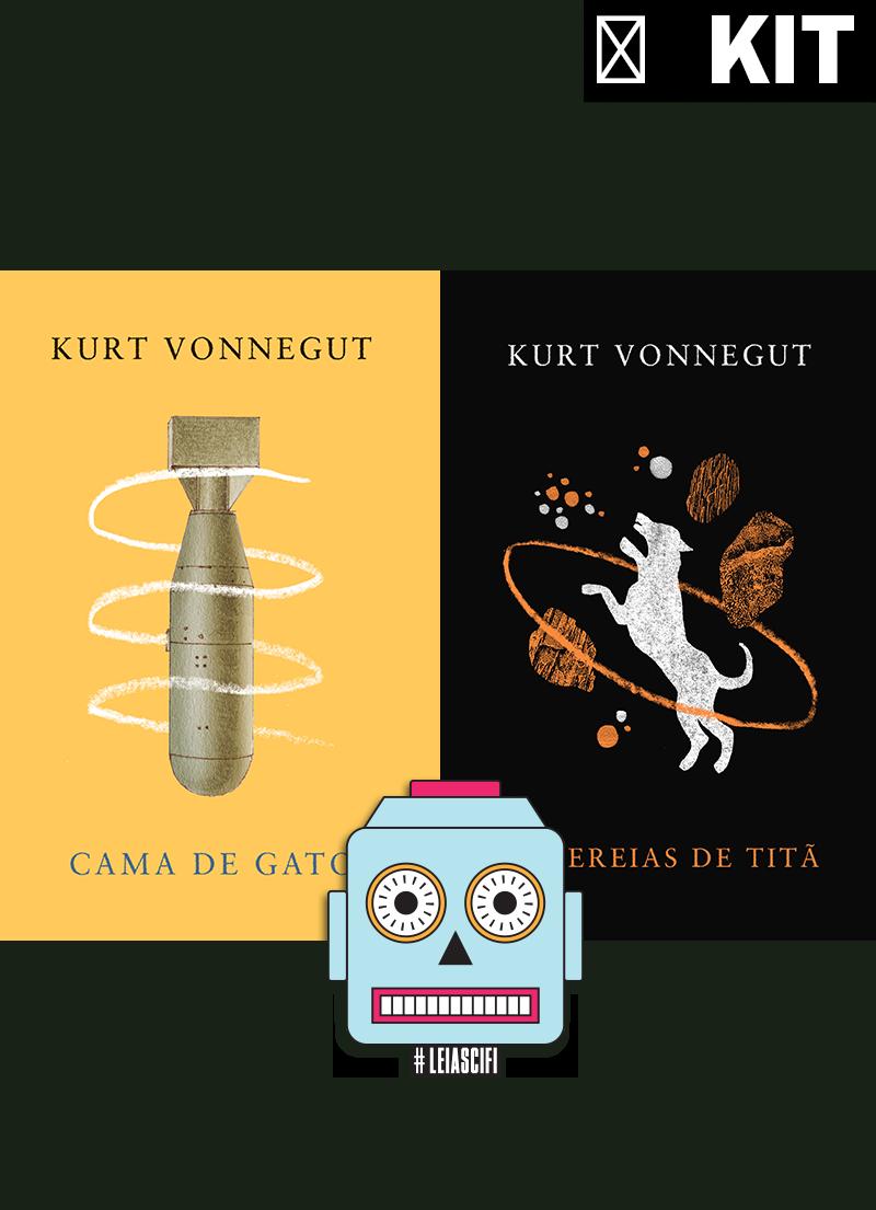 Kit Explorando os mundos de Vonnegut