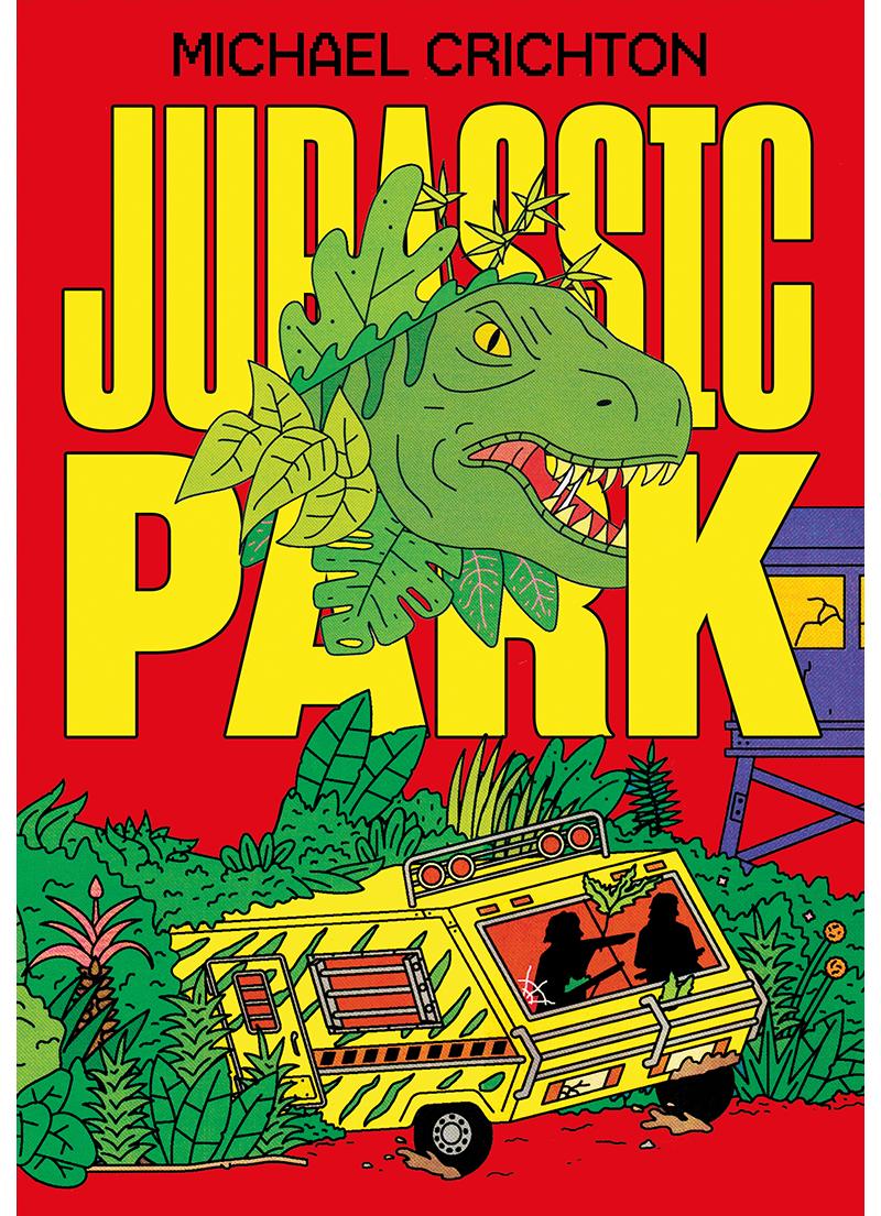 Box – Jurassic Park